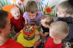 детский день рождения минск