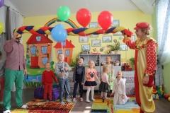 день рождения ребенка в центре