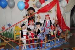 день рождение пиратская вечеринка