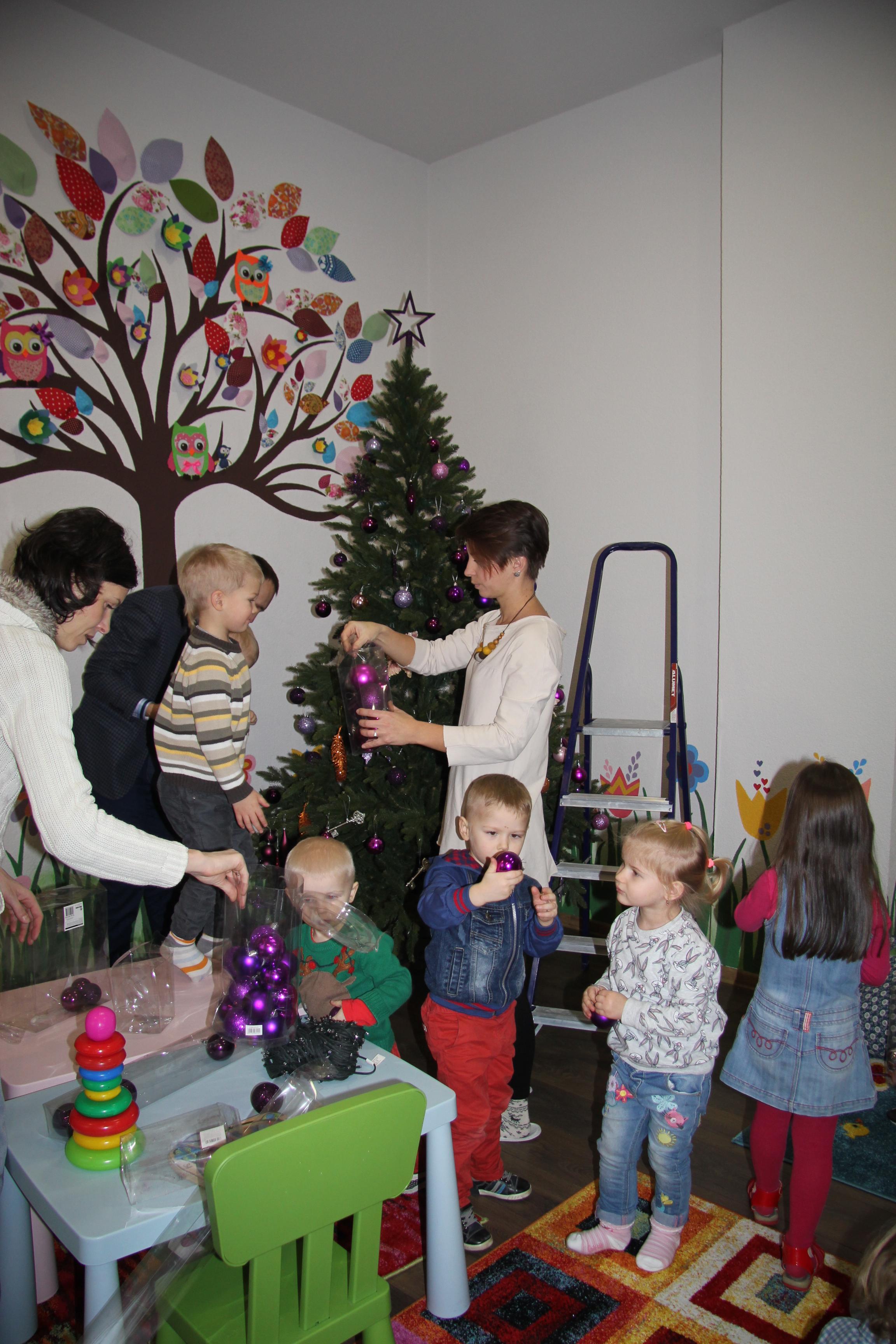 детский центр от года